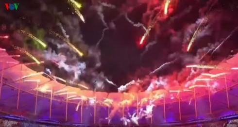 SEA GAMES 29:东南亚最大体育盛会开幕 - ảnh 1