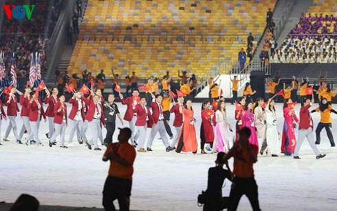 SEA GAMES 29:东南亚最大体育盛会开幕 - ảnh 2