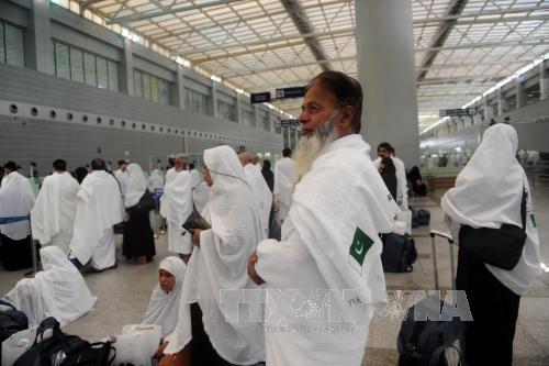 沙特阿拉伯禁止40万朝圣者非法进入圣地麦加 - ảnh 1