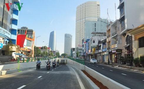 岘港:完成多项服务APEC工程 - ảnh 1