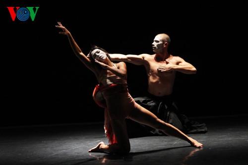 介绍越法当代舞艺术的37幅照片 - ảnh 1