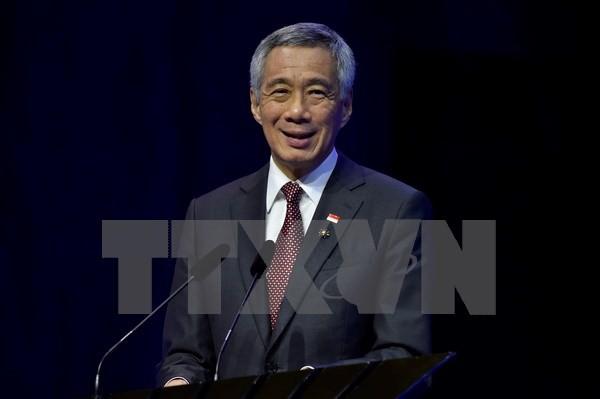 新加坡提出担任2018年东盟轮值主席国期间的三大目标 - ảnh 1