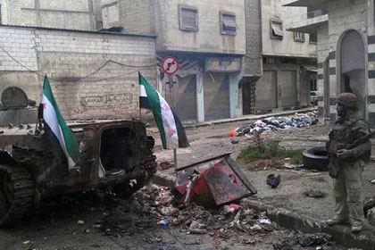 UN-Sicherheitsrat überlegt neue Resolution gegenüber Syrien - ảnh 1