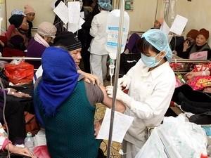 Weltgemeinschaft unterstützt Vietnam bei der Krebsvorsorge  - ảnh 1