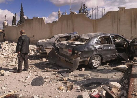 UN-Vollversammlung soll sich mit der Lage in Syrien befassen - ảnh 1