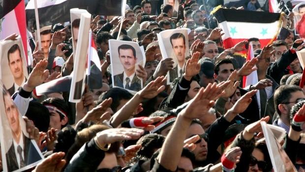 Russische Duma unterstützt syrische Regierungstruppe - ảnh 1