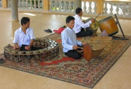 Das Fünf-Klänge-Orchester der Khmer - ảnh 1