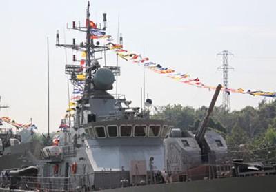 HQ-272: Modernstes Kriegsschiff aus vietnamesischer Werft - ảnh 1