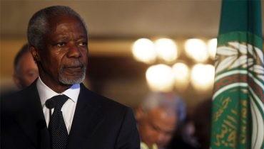 Oppositionen in Syrien lehnen Gespräche mit Kofi Annan ab - ảnh 1