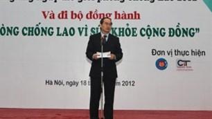 Vietnam verstärkt die Bekämpfung der Tuberkulose - ảnh 1