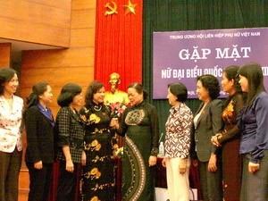 Seminar zur Qualifizierung vietnamesischer Parlamentarierinnen - ảnh 1