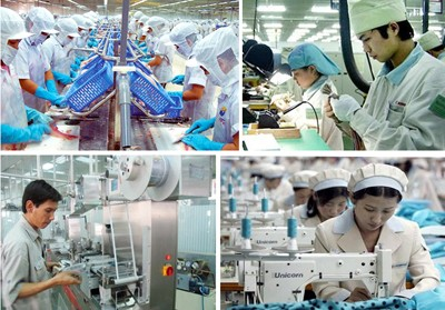 Stabile Wirtschaftsindexe Vietnams in den ersten vier Monaten - ảnh 1