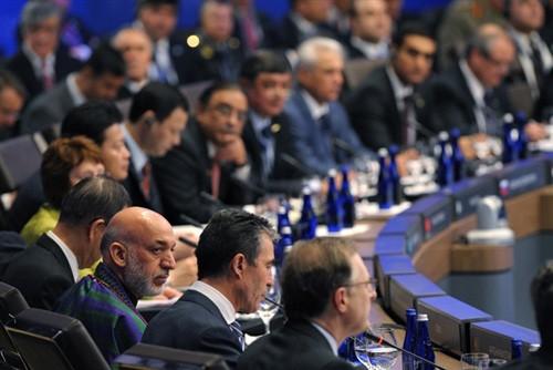 Gipfeltreffen in Chicago-der Platz für Vereinbarungen - ảnh 1