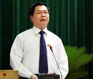 Handels- und Sicherheitsminister beteiligen sich an Parlamentsfragestunde - ảnh 2