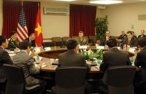 Dialog für Politik, Sicherheit und Verteidigung zwischen Vietnam und den USA - ảnh 1