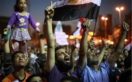 Erneute Unruhen in Ägypten  - ảnh 1