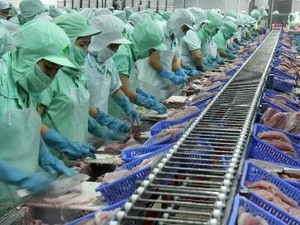 Fast 500 Millionen US-Dollar für Export von Meeresfrüchten im Mai - ảnh 1