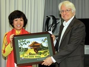 Düsseldorf: Seminar über die Freundschaft mit Vietnam - ảnh 1
