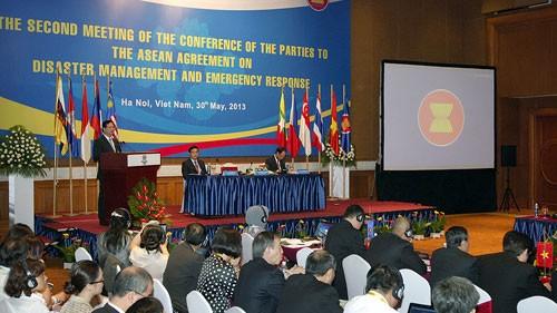 ASEAN will Naturkatastrophenschutz verbessern - ảnh 1