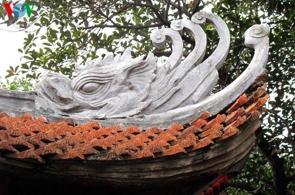 Fabeltiere in der vietnamesischen Kultur und Architektur - ảnh 1
