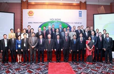 Vietnam und APEC-Mitgliedsstaaten fördern die Wirtschaftszusammenarbeit in der Region - ảnh 1