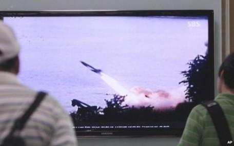 Japan protestiert gegen jüngsten Raketentest Nordkoreas - ảnh 1