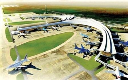 Premierminister billigt den Bericht über den Bau des Flughafens Long Thanh - ảnh 1