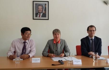 Intensivierung der strategischen Partnerschaft zwischen Vietnam und Deutschland - ảnh 1
