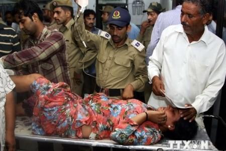 Indien und Pakistan beschuldigen sich gegenseitig der Verletzung der Wafferuhe - ảnh 1