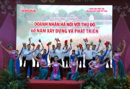 Hanoi feiert 60. Befreiungstag - ảnh 2