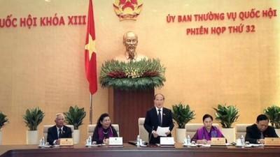 Sitzung des ständigen Parlamentsausschuss beendet - ảnh 1