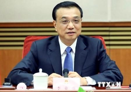 Chinas Premierminister Li Keqiang besucht Russland - ảnh 1
