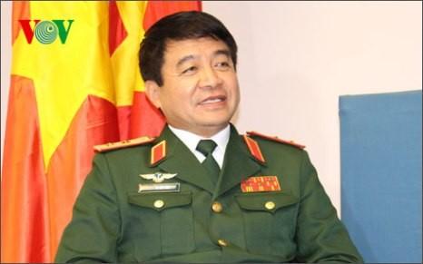 Einsatz der Friedenstruppen zeigt Verantwortung Vietnams gegenüber der Weltgemeinschaft - ảnh 1