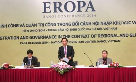 Verbesserung der Effektivität von öffentlichen Dienst in Vietnam - ảnh 1