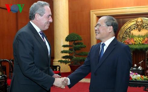 TPP-Abkommen soll eine neue Phase in der Beziehung zwischen Vietnam und den USA einläuten - ảnh 1
