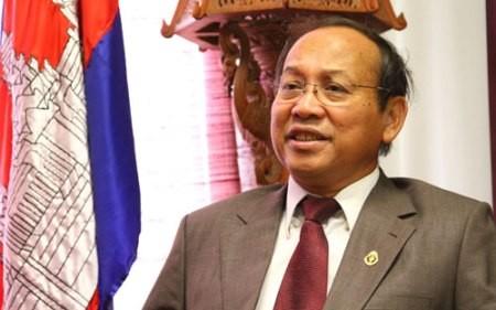 Keine Kräfte können die besondere Beziehung zwischen Vietnam und Kambodscha stören - ảnh 1