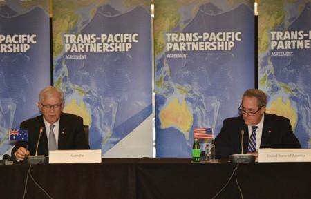 TPP-Verhandlungen stehen noch vor Herausforderungen - ảnh 1