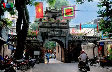 Zehn typische Architektureinrichtungen der Geschichte Hanois - ảnh 13