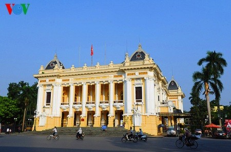 Zehn typische Architektureinrichtungen der Geschichte Hanois - ảnh 22