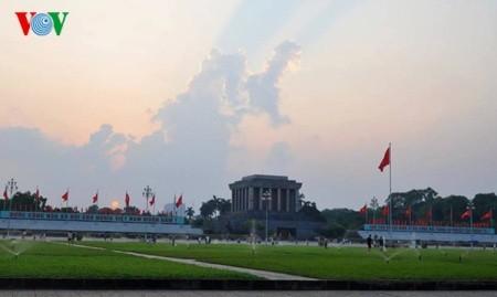 Zehn typische Architektureinrichtungen der Geschichte Hanois - ảnh 24