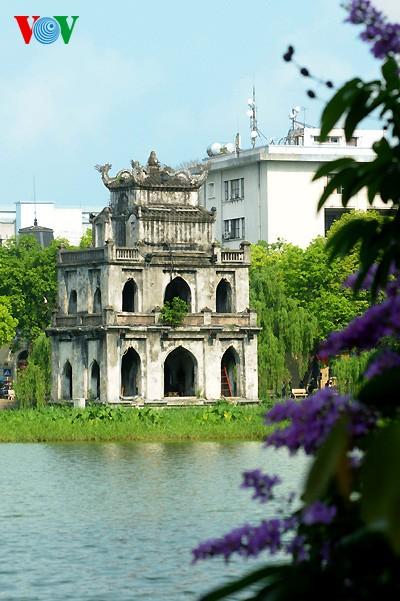 Zehn typische Architektureinrichtungen der Geschichte Hanois - ảnh 9