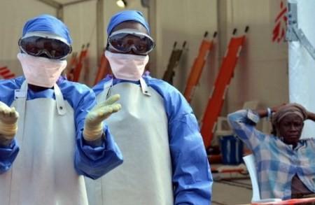 Positive Signale beim Kampf gegen Ebola in Liberia - ảnh 1