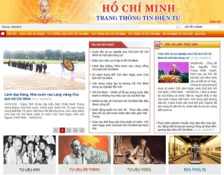 125. Geburtstag des Präsidenten Ho Chi Minh wird im In- und Ausland weiterhin gefeiert - ảnh 1