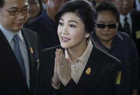 Thailand: Ex-Premierministerin Yingluck Shinawatra vor Gericht - ảnh 1