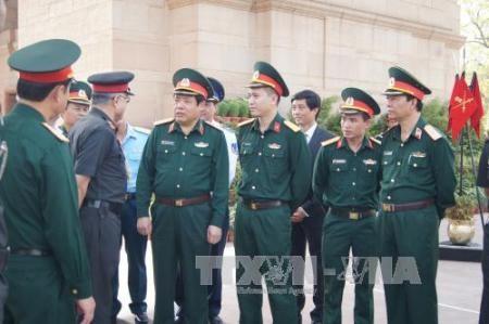 Die strategische Partnerschaft zwischen Indien und Vietnam entwickelt sich stark - ảnh 2