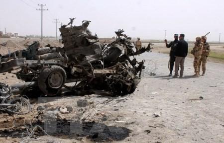 Mehr als 60 Tote und Verletzte bei Bombenanschlag in Afghanistan - ảnh 1