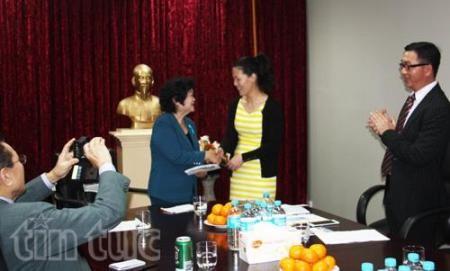 Vietnamesische Gemeinschaft in Australien spendet für Hoang Sa und Truong Sa - ảnh 1