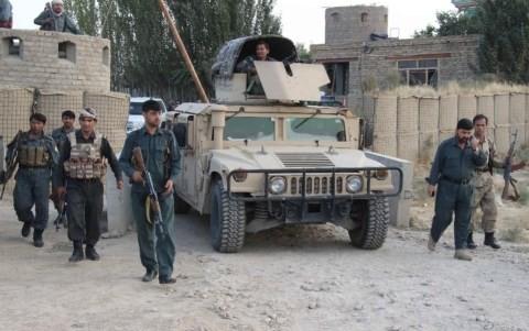 Unruhe in Afghanistan nach 14-jährigem Kampf gegen den Terror - ảnh 1