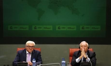 Deutschland und Spanien drängen USA und Russland zur Zusammenarbeit bei der Lösung der Syrien-Krise - ảnh 1