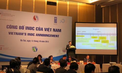 Vietnam will gemeinsam mit internationaler Gemeinschaft gegen den Klimawandel kämpfen - ảnh 1